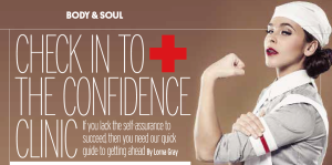 Fabulous Confidence clinic feature