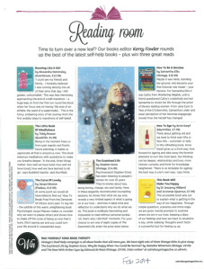Sainsbury's magazine - happy review