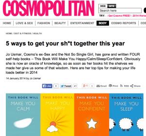 Cosmopolitan online feature