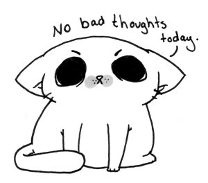 No bad thoughts picture