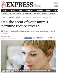 Express stress feature